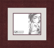 Laila's Certificate Frame Double Matted 1012, Cappuccino
