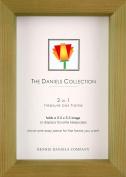 Olive-green shadowbox 2.50 x 3.50 TREASURE BOX by Dennis Daniels® - 2.5x3.5