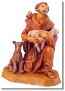 Fontanini St. Francis * Nativity Village Collectible 65260