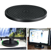 Heavy Duty Rotating Turntable Lazy Susan 100kg Capacity TV Monitor 360 Swivel !