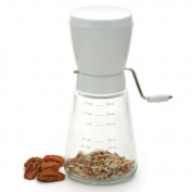 Hand Crank Nut Walnut Almond Peanut Chopper Cutter Grinder Time Saver New
