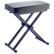 Stagg KEB-A60 Keyboard Bench with X Style Folding Legs