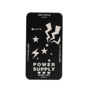 Joyo JP-01 Power supply For 10 Guitar Effect Pedals, Separate Outputs for 10 Pedals