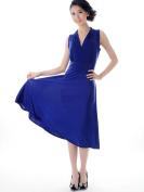 Royal Blue Career Dress size 16/18