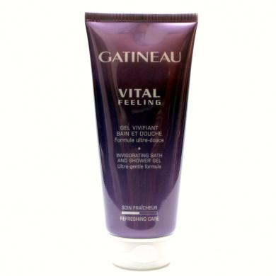 GATINEAU Invigorating Bath and Shower Gel - Ultra-gentle Formula