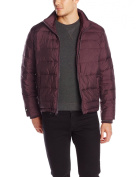 Kenneth Cole New York Men's Front-Zip Down Puffer Jacket