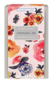 Vintage & Co 240ml Patterns and Petals Hand Wash and Hand Lotion set