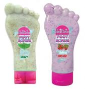 Foot Scrub Set - Very Berry & Mint Foot Scrubs