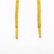 Rope Shoe Laces - Gold (125cm)