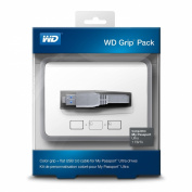 WD WDBZBY0000NSL-EASN Flat USB Cable Grip Pack - Smoke