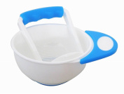 Creative Baby Food Grinding Bowl Practical Food Mill Mash and Serve Bowl