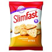 Slim Fast 22 g Cheddar Bites Snack Bag - Pack of 12