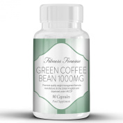 Green Coffee Bean 1000 mg 90 Capsules