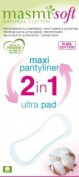 Masmi Soft 2-in-1 Pure Cotton Pantiliners