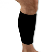NeoPhysio Medical Grade Wraparound Calf Support - Perfect for Shin Splints, Muscle Tears, Pains and Sprains