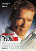 True Lies Movie Film Cinema A3 Poster / Print / Picture 280GSM Satin Photo Paper