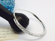Bangle Good friends are like stardust... a little sprinkle goes a long way... Quote Bangle