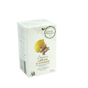 Heath & Heather - Organic - Lemon & Ginger - 30g