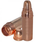 Pure Copper Water Bottle Thermos with Lid for Ayurvedic Health Benefits, Set of 2