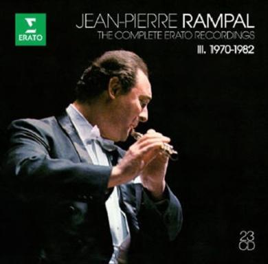 Jean-Pierre Rampal: The Complete Erato Recordings, Vol. 3 1970-1982