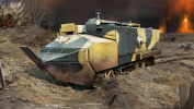 Hobbyboss 1:35 - Schneider CA - Armoured