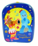 In The Night Garden Childrens Backpack with Iggle Piggle and Upsy Daisy