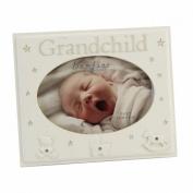 Bambino Resin Baby Photo Frame - Grandchild