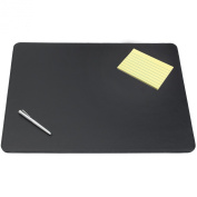 Artistic 50cm x 90cm Sagamore Executive Designer Desk Pad, Black