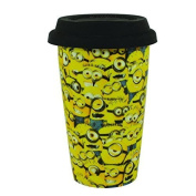 DESPICABLE ME MINIONS CHILDREN'S CHARACTER TRAVEL MUG 72029