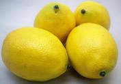 LIFECART 5pcs Artificial Lemons