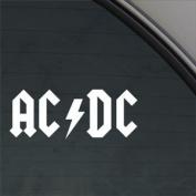 ACDC ROCK BAND Decal Car Truck Bumper Window Sticker