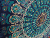 Indian Mandala Wall Hanging Tapestry 140cm x 220cm