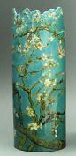 John Beswick 24 x 10.5 cm Modigliani Jeanne Hebuterne Silhouette d'art Vase, Multi-Colour