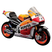 "Tobar 1:18 Scale ""2014 Honda Repsol RC213V - 2014 Season Number 93 Marquez"" Model Car"