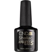 CND Shellac Xpress5 Top Coat, 5ml