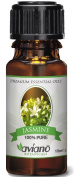 100% Pure Jasmine Essential Oil From France - Ultra Premium Undiluted Jasmine Oil By Aviano Botanicals - 10ml