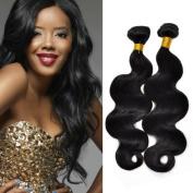 Feelontop® Malaysian Body Wave Hair Weave Wavy 5pcs Grade 6a Unprocessed Malaysian Hair Rosa Hair Products Malaysian Body Wave