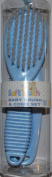 Soft Touch Brush And Comb Set Blue