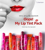 Berrisom Oops My Lip Tint Pack (15g) 2015 F/w NEW Colour Dear Coral