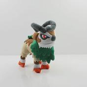 18cm 1pcs/set Pokemon Xy Gogoat Soft Stuffed Plush Toy Doll Kids Gift