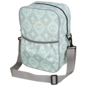 The Bumble Collection Chateau Beverage Cooler Bag, Majestic Mint