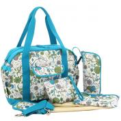 Win8Fong Multifunctional Mummy Large Capacity Handbag Tote Shoulder Bag