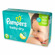 3 Layers Of Protection, Jumbo Pack Size 2 Disposable Nappies,