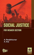 Social Justice for Weaker Section