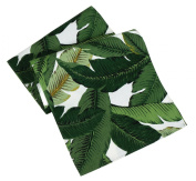 Table Runners 180cm x 38cm Table Runner Table Cover Green Swaying Palms Tommy Bahama Fabric