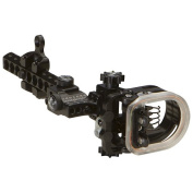 Trophy Taker 6 Pin .019 Option Sight, Right Hand, Black