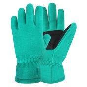 Igloos Girls Waterproof Insulated Fleece Gloves