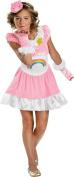 Morris Costumes Girl's CHEER BEAR TWEEN, 12-14