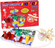 Snap Electronics Circuits Motion Discovery Exciting Projects Kit