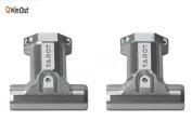 Tarot TL68B45 Metal T Shape Collar for Folding Type Landing Skids Diameter 16mm for Multi Rotor Helicopter